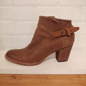 Dolce Vita Booties SZ 10 - Brown